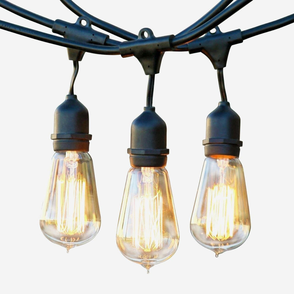 Bulb String Light To Led String Light Electronic Circuit Projects
