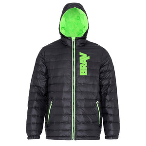 BRAV Storm Jacket 2.0 'Black/Green'