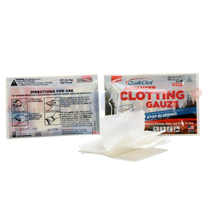 Adventure Medical QuikClot Packet (3in x 24in)