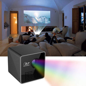 1080p Wireless Mini DLP Projector