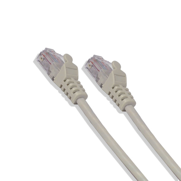 2Ft Cat6 Utp Ethernet Patch Cable 550Mhz 23Awg Gray