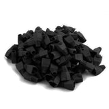 100 pcs Cat5e/Cat6/RJ45 Ethernet Cable Connector Strain Relief Boots Black