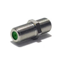 F81 Barrel Connector 4GHz Coaxial Female to Female F type Adapter