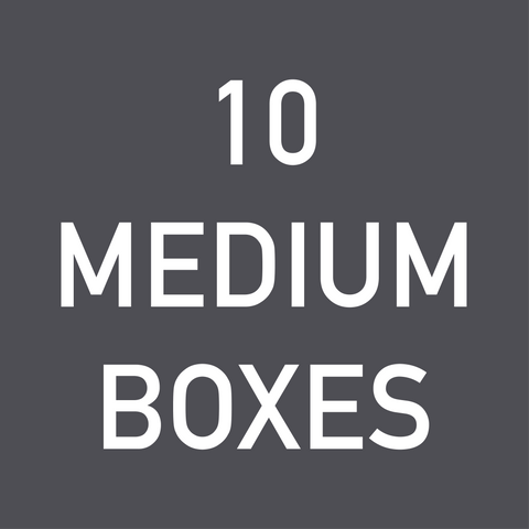Medium Box Pack