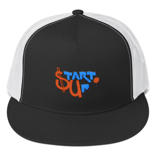 bitcoin hat club - Start Up Creating Trucker Cap