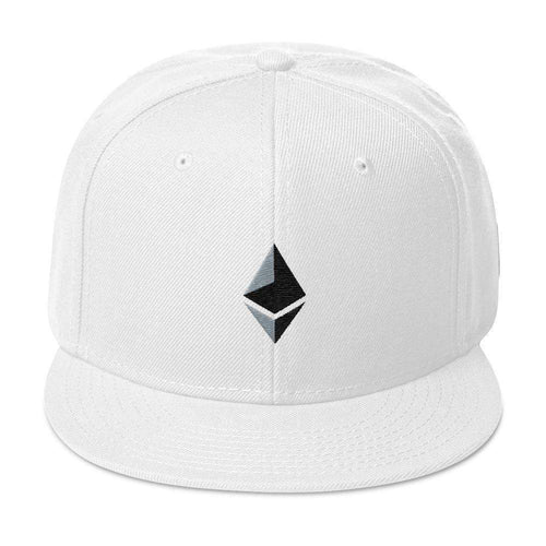bitcoin hat club - Ethereum Snapback Hat [ETH]
