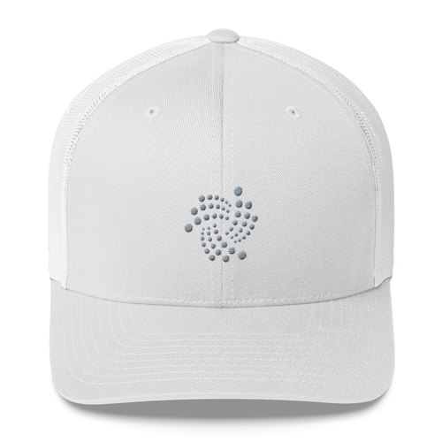 bitcoin hat club - IOTA Trucker Cap [MIOTA]