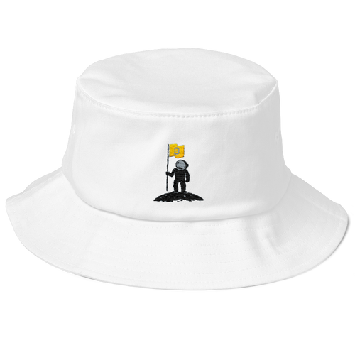bitcoin hat club - To the Moon! Epic embroidered Bitcoin Bucket Hat.[BTC]