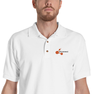 bitcoin hat club - EPIC Bitconnect Embroidered Polo Shirt