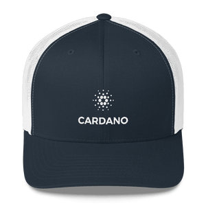 bitcoin hat club - Cardano Trucker Cap [ADA]