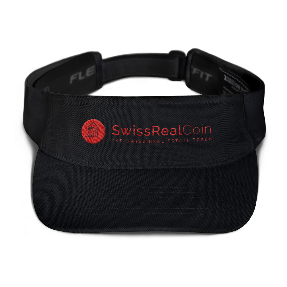 bitcoin hat club - Swiss Real Coin Visor [SRC]