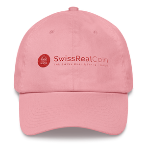 bitcoin hat club - Swiss Real Coin Dad Cap! [SRC]