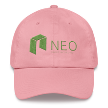 bitcoin hat club - NEO Dad hat [NEO]