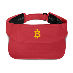 bitcoin hat club - Bitcoin Visor [BTC]