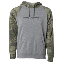 Load image into Gallery viewer, Unisex Forest Camo Sleeve Hoodie