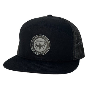 Logo PVC Patch Flat Bill Hat