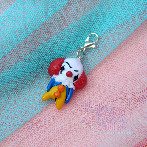 Vintage Pennywise Doll charm