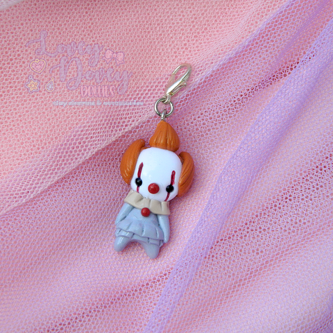 Modern Pennywise Doll charm