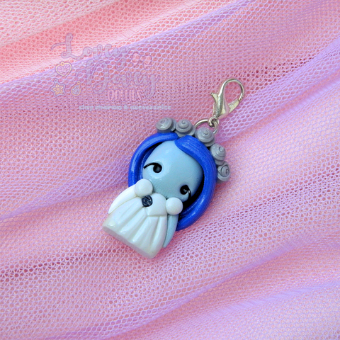 Corpse Bride Doll charm