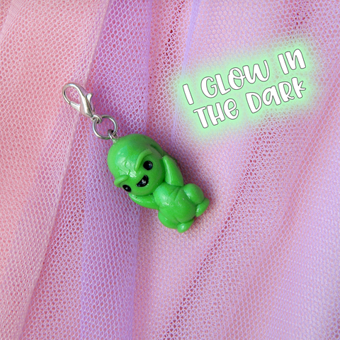 Oogie Boogie Doll charm