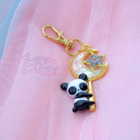 magical panda pendant