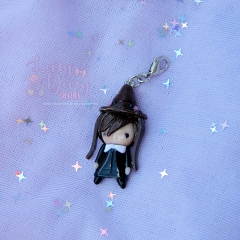 Sorting hat Harry charm