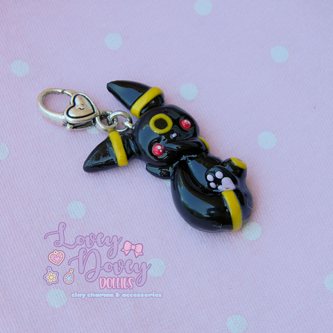 Umbreon Doll charm