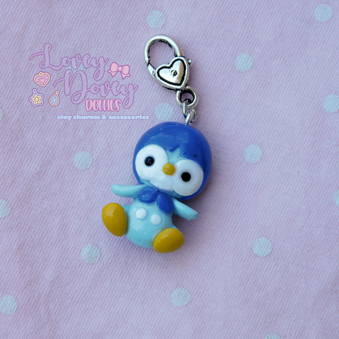 Piplup Doll charm