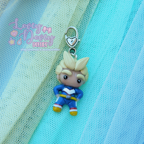 All Might Doll charm