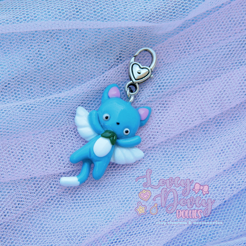 Happy Doll charm