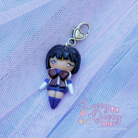 Sailor Saturn Doll charm