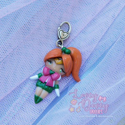 Sailor Jupiter Doll charm
