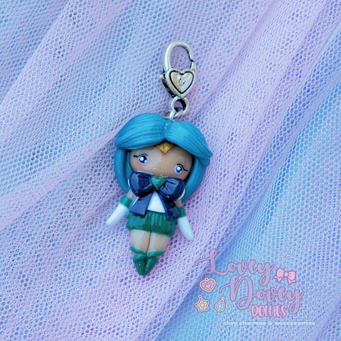 Sailor Neptune Doll charm