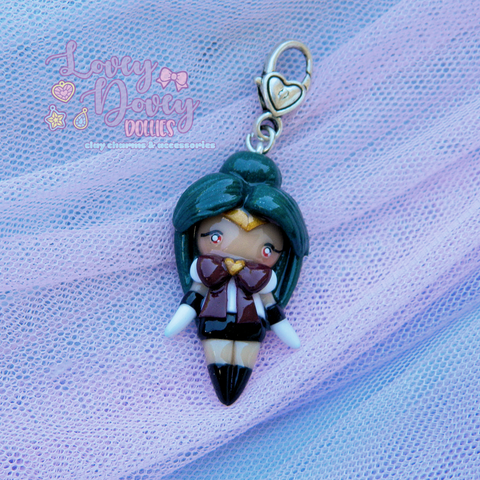 Sailor Pluto Doll charm