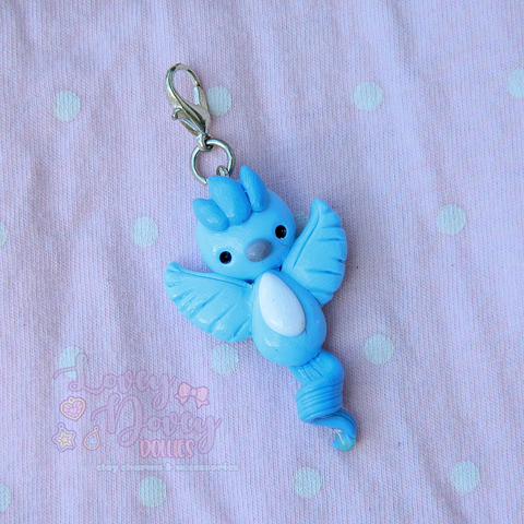 Articuno Doll charm