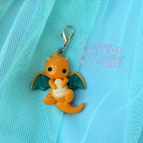 Dragonite Doll charm