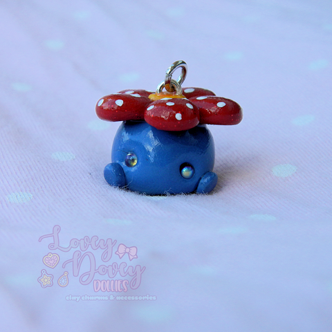 Gloom Doll charm