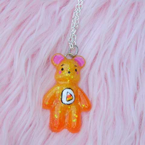 Candy Corn gummy bear