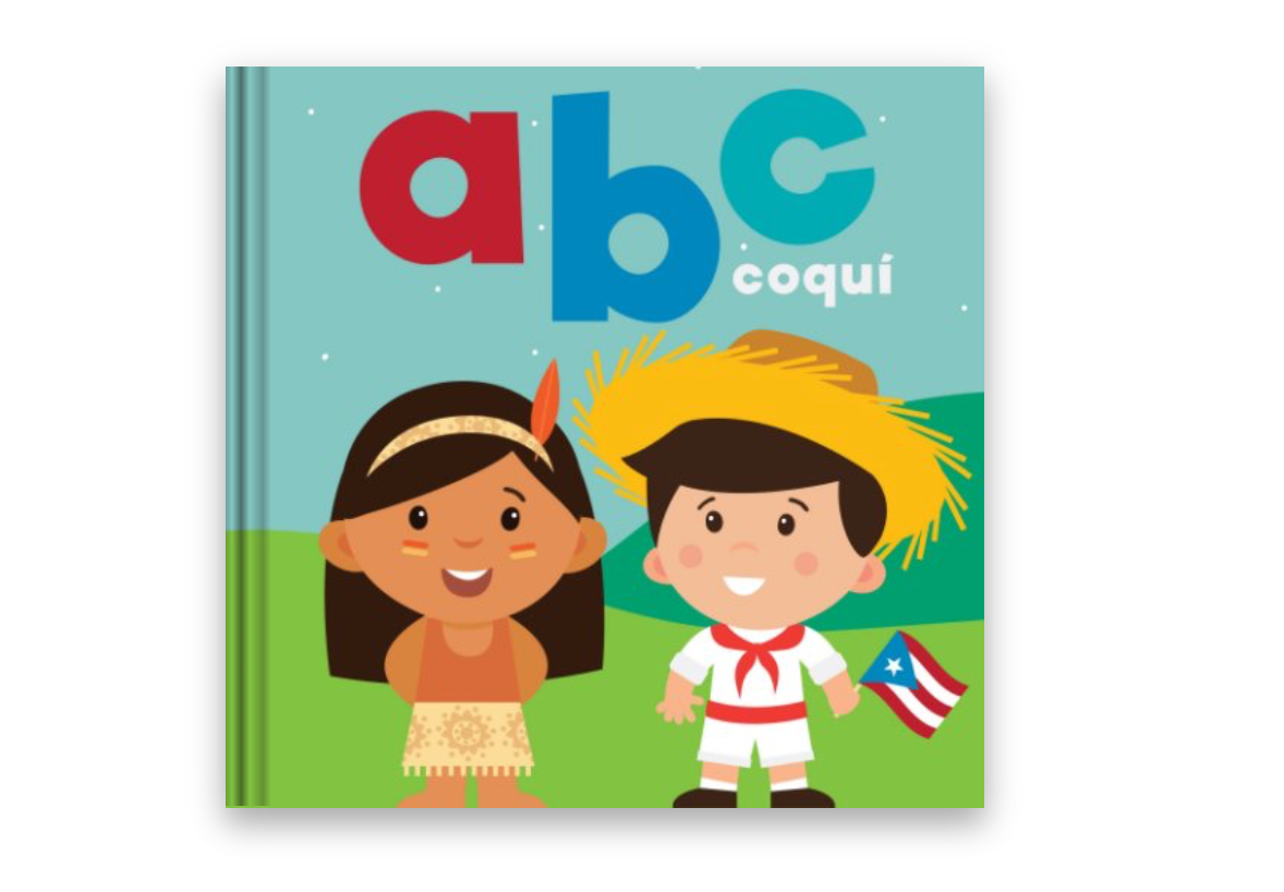 ABC Coquí Book