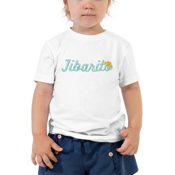 Jibarito Toddler Tee