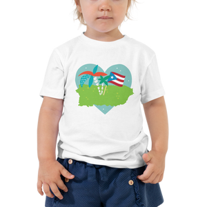 PR Love Toddler Tee