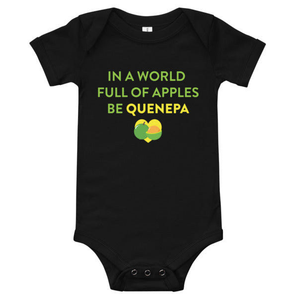 Be Quenepa Baby Bodysuit