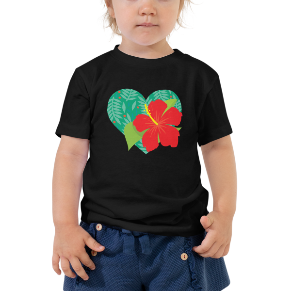 Amapola Love Toddler Tee