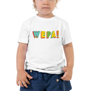 Wepa! Toddler Tee