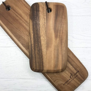 Small Slim Acacia Board
