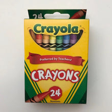 Load image into Gallery viewer, Mini Colouring Book w/24 Crayola Crayons