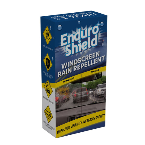 EnduroShield® Auto - Vehicle Windscreen Rain Repellent