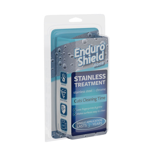 EnduroShield Home Easy Clean Treatment 60 ml Kit For Stainless Steel & Chrome