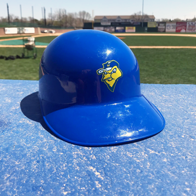 Canaries Pro Catchers Helmet