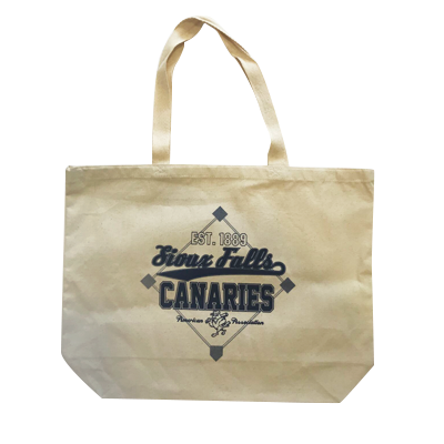 Canaries Tote Bag